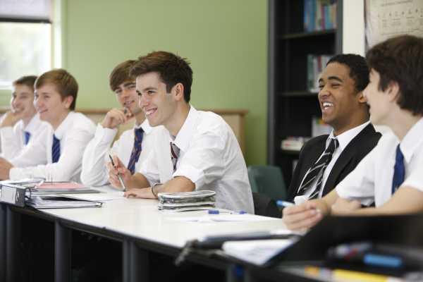 Upper School class summer '11