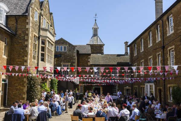 Oakham School ist IB Internat in England im Herzen Englands.