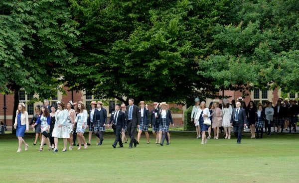 bromsgrove-school-schüler-event