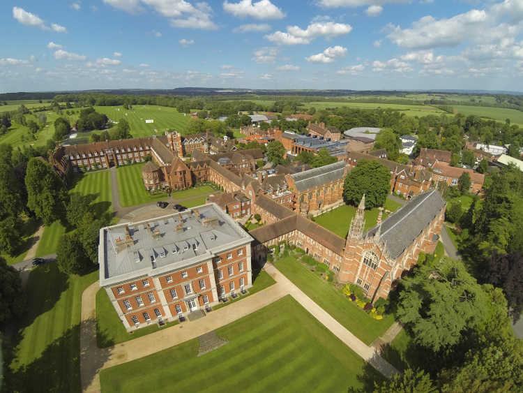Radley College-Campus-airail