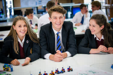 Oakham School is a leading fully co-educational boarding and day school for 10–18 year olds, at the heart of England, offering the IB.