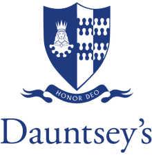 Dauntsey's School Logo/ Crest
