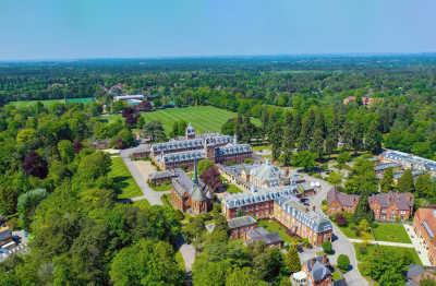 wellington-college -campus-aerial