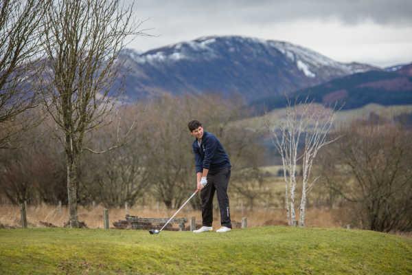 Glenalmond College - Golf in Schottland