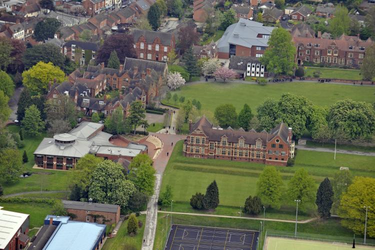 Bromsgrove School - IB Internat