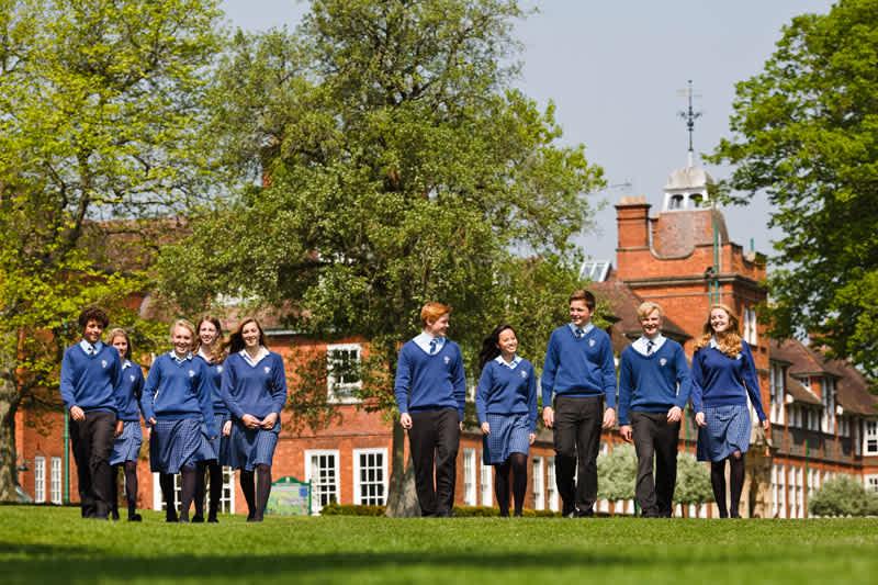 Dauntsey's School - schönes Internat in England