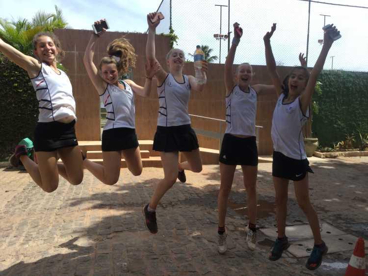 Queenswood School - Tennis Team