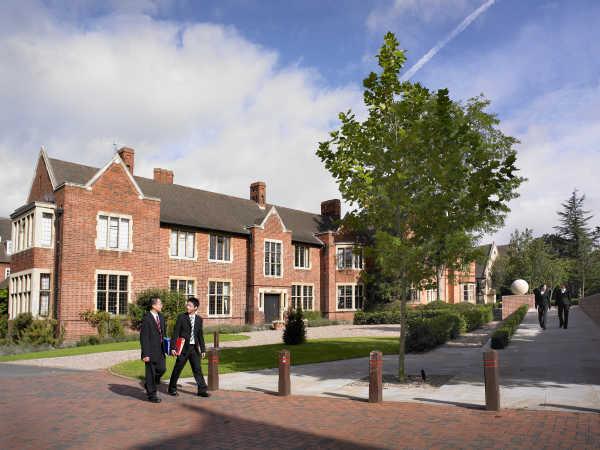 Bromsgrove School - eine tradtionelles englisches Internat