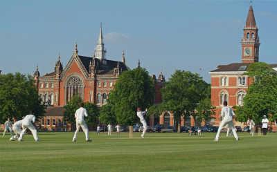 Dulwich College - Kulisse für viele Filme wie Harry Potter oder Tomb Raider