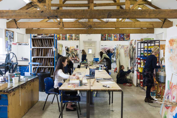 Oakham School - Arts Centre - Art and Design