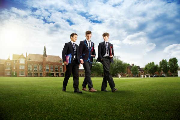 Bedford School for Boys - Schülergemeinschaft