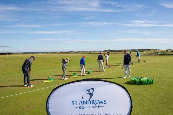 St Andrew's Golf Camp - Golf Training