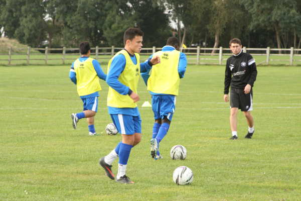 Brooke House College - mit einer sehr professionelle Fußballakademie