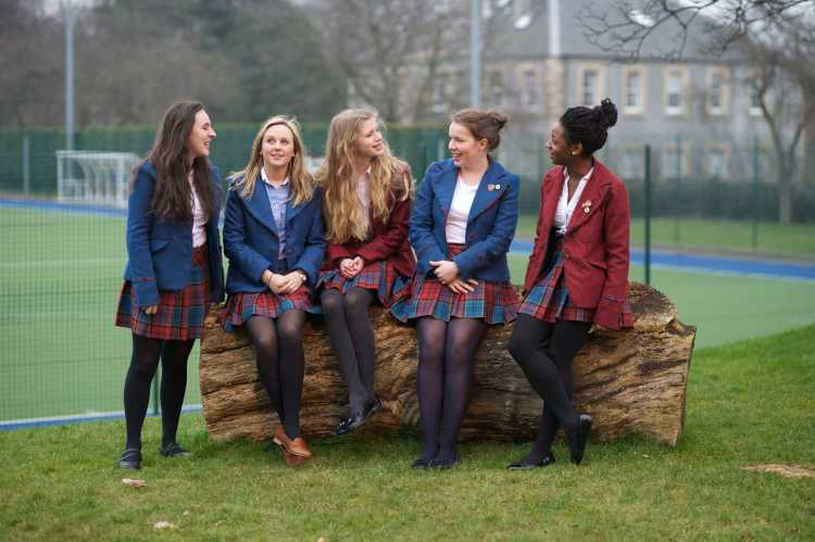 St George School for Girls Edinburgh