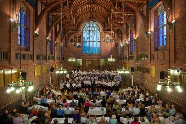 Ellesmere College - Choir Concerts