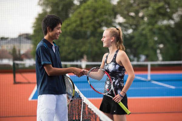 Whitgift Summer School - Tennis