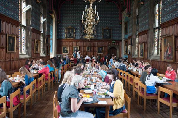 SEAS Muth Oxford Summer School - Englisch lernen in der Traditionsuniversität