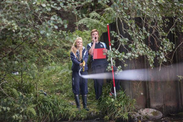 Glenalmond College - vielfalt an Outdoor Aktivitäten
