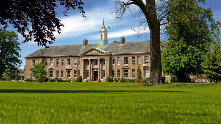 Merchiston Castle School, Edinburgh, Schottland