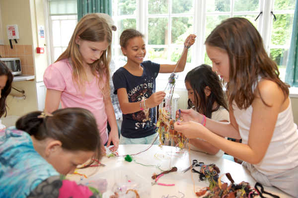 Heathfield Summer School for Girls- Babssco