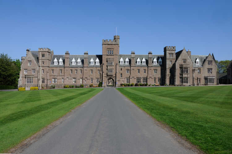 Glenalmond College - Internat in Schottland