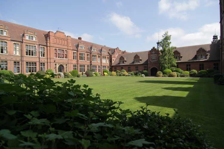 Worksop College  - Schulcampus
