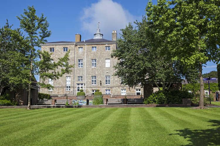 Sevenoaks Summer School - Schulgebäude