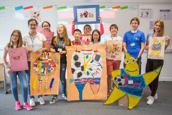 Radley Summer School - Englisch Workshop