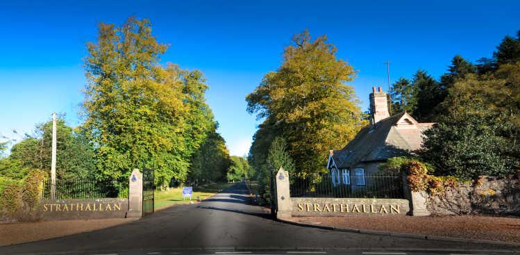Strathallan School - Internat in Schottland