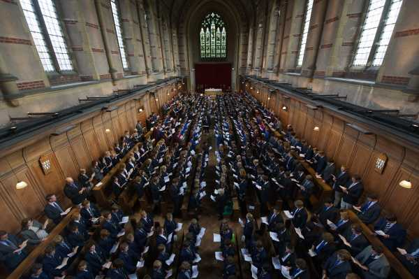 Worksop College  - Chor