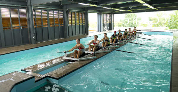 Radley College - Rudern Becken