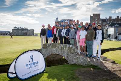 St Andrew's Golf Camp - The Old Course
