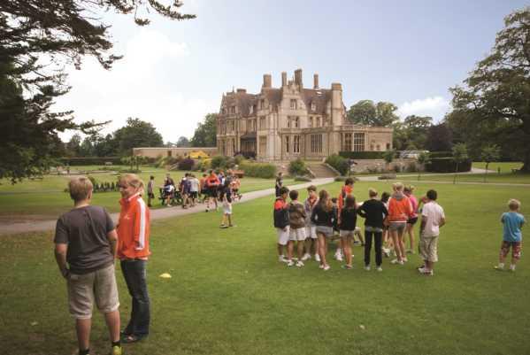 Clayesmore Summer School - Exsportise - Sprachkurs an einem englischen Internat