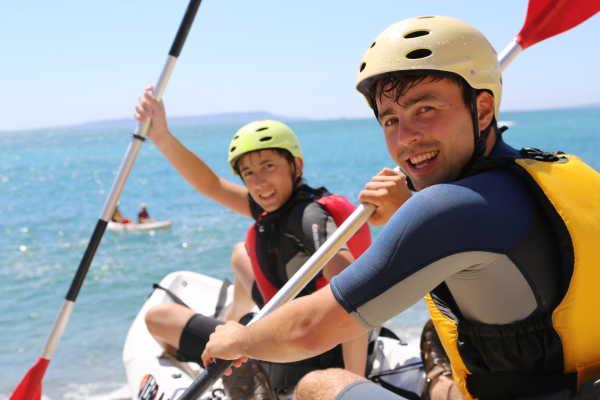 Millfield Summer School - Strandausflug