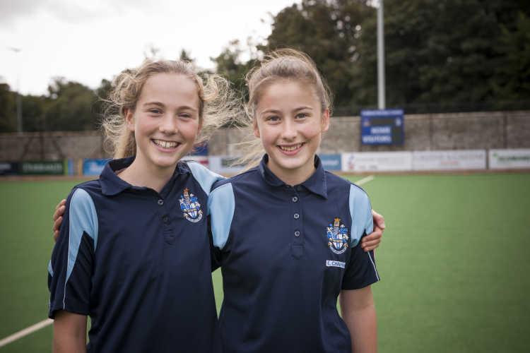 Culford School - Hockey Mädchen