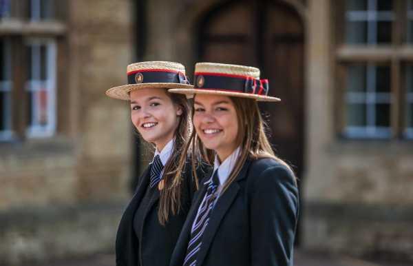 Uppingham School - Schülerinnen