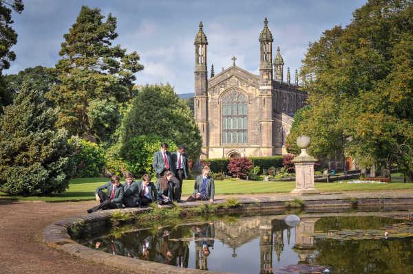 Stonyhurst College - die erst Jesuitenschule weltweit