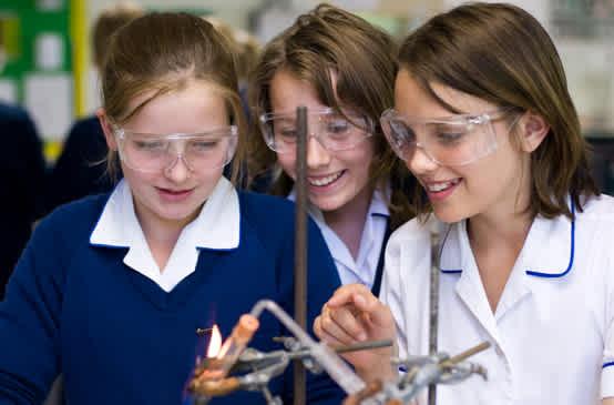 Royal High School - sehr gute akademische Ergebnisse, vorallem im IB