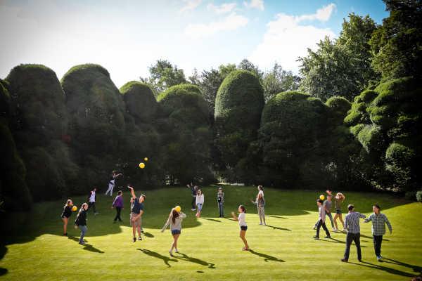 Marlborough Summer School - Nachmittagsspiele