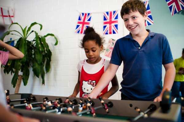 Bradfield Summer School - Pilgrims Language School - bieten zahlreiche Möglichkeiten für Aktivitäten