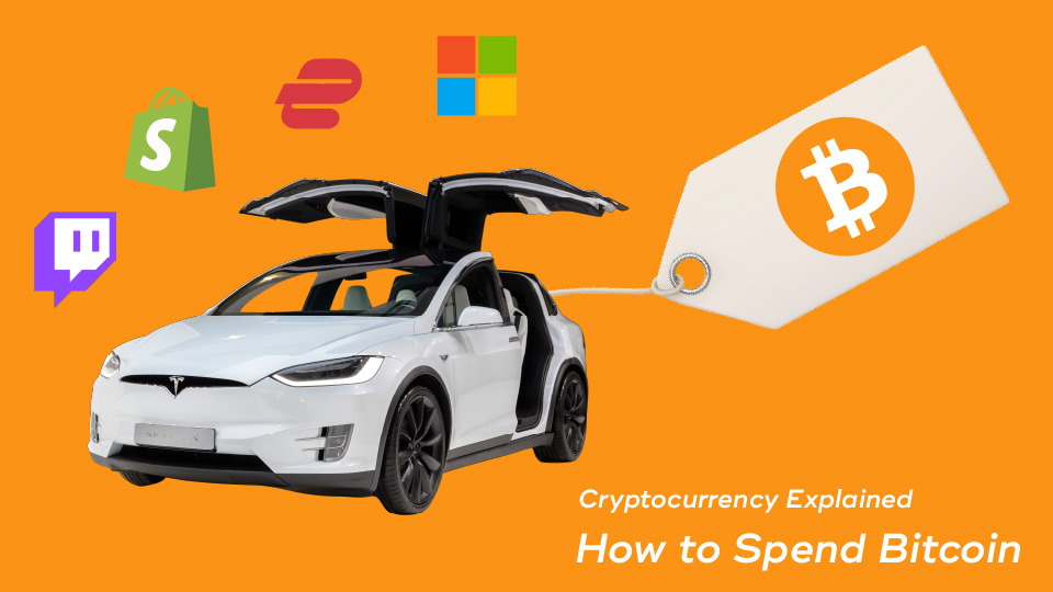 Cover Image for Cryptocurrency Explained: How to Spend Bitcoin