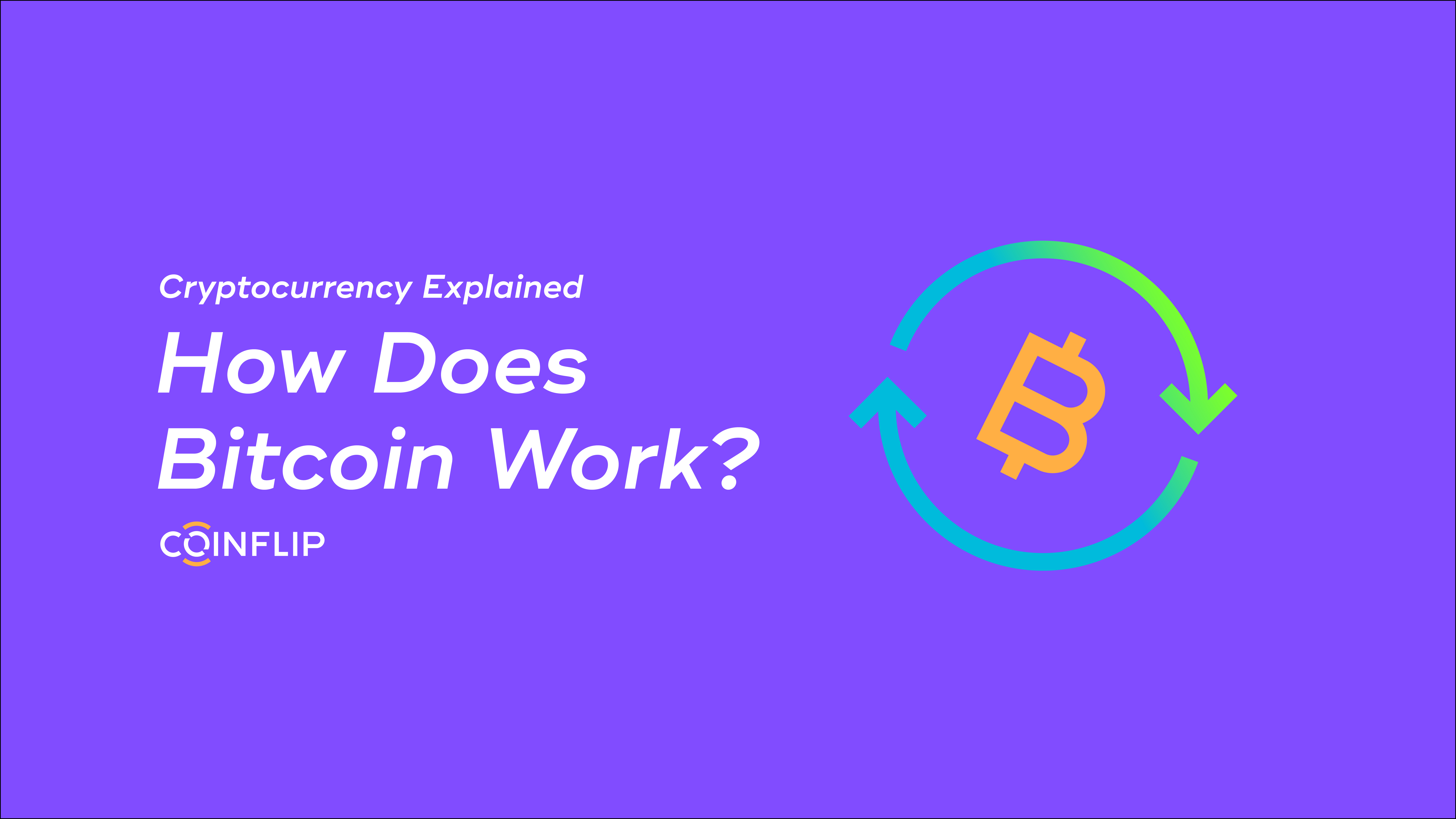 Cover Image for Cryptocurrency Explained: How Bitcoin Works