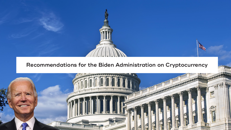 Cover Image for Recommendations for the Biden Administration on Cryptocurrency