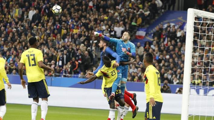Ospina for Colombia
