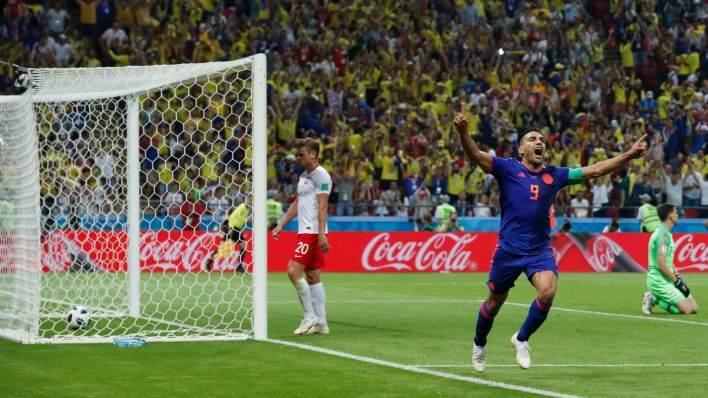 Falcao goal