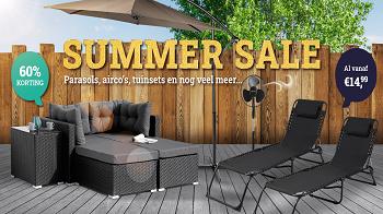 Actie: Summer Sale