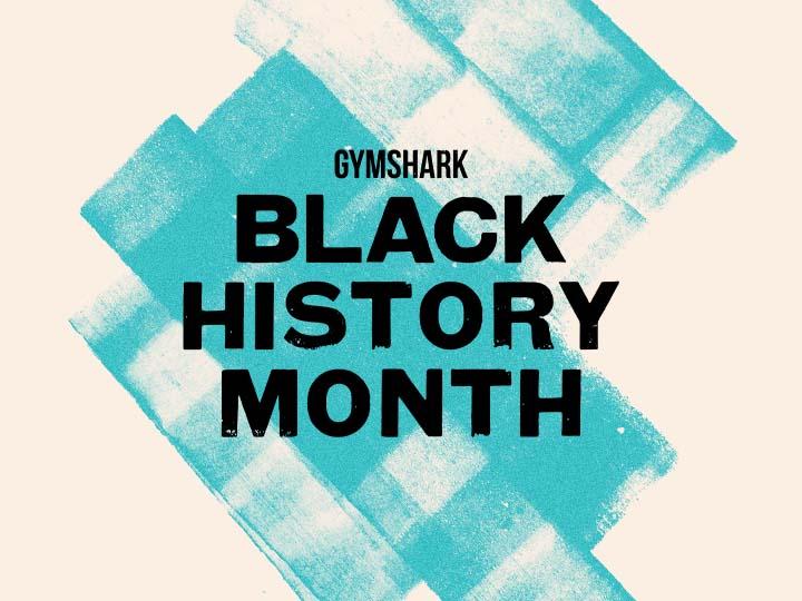 Gymshark Black History Month, UK