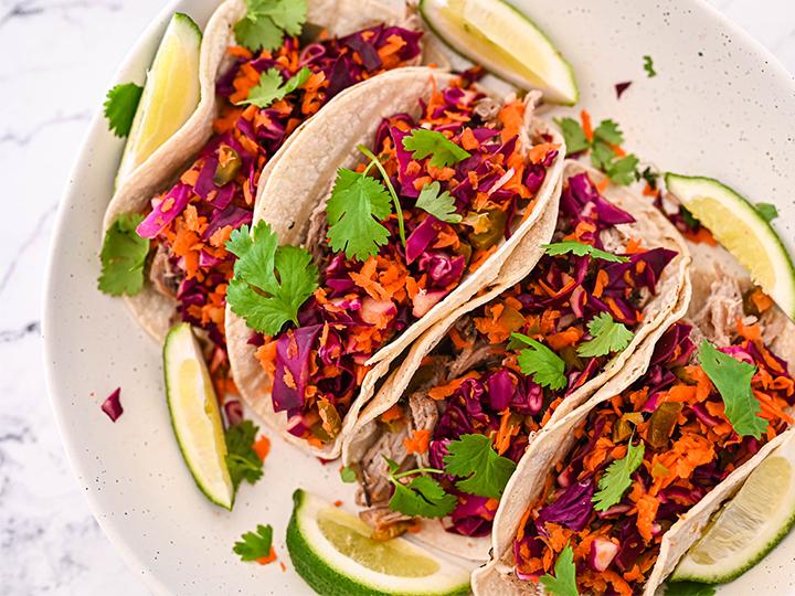 Try This Delicious Pork Carnitas Tacos Recipe