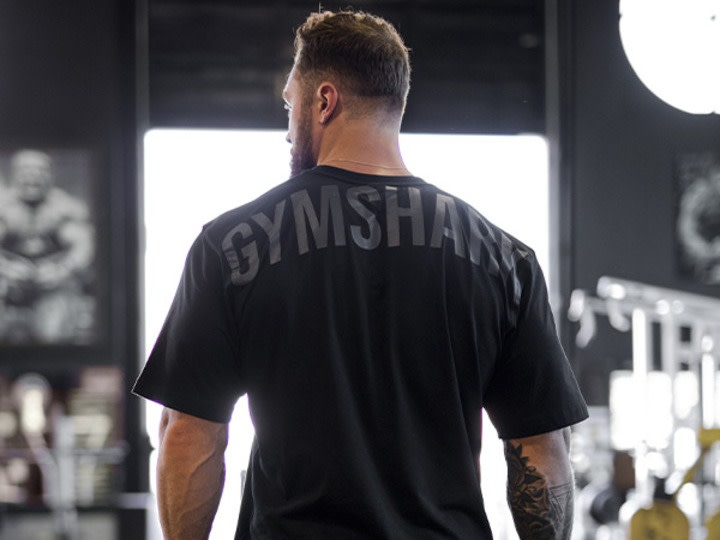 The best old school bodybuilding clothes | Gymshark Power & Luxe Legacy