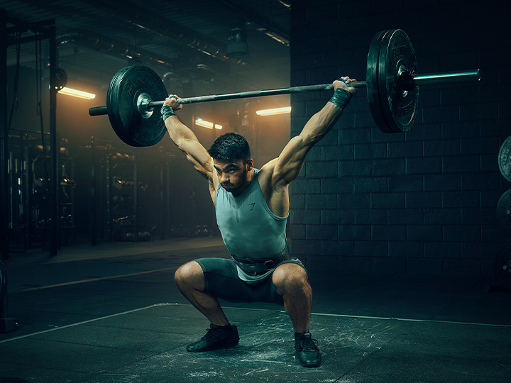4 Tips To Improve Your Snatch